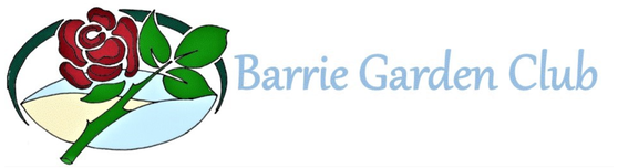 Barrie Garden Club Logo