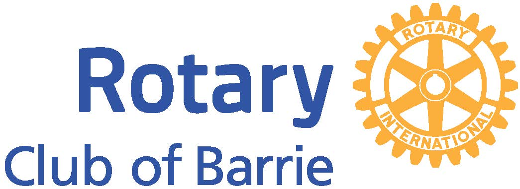Rotary Club of Barrie Logo